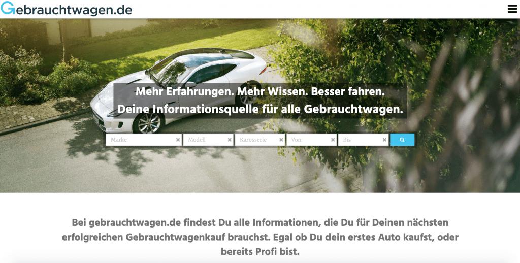 Gebrauchtwagen.de