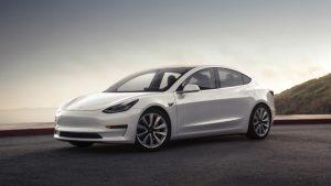 Elektrische auto's met 4% bijtelling in 2021